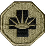 Military 8th Medical Brigade Patch