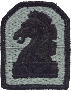 Military 2nd Military Intelligence Patch
