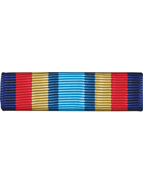 Military Navy/Marine Sea Service Deployment Ribbon