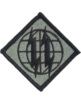Military 2nd Signal Brigade Patch