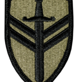 Military 2nd Support Brigade Patch