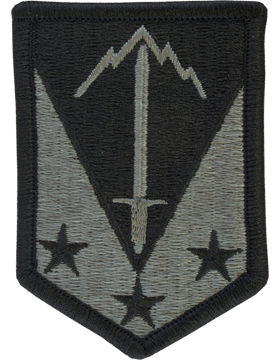 Military 3rd Maneuver Enhancement Brigade Patch