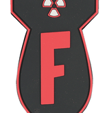 5ive Star Gear F Bomb Morale Patch