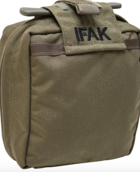 SOF Individual Medical Pouch (pouch only) - ISSUED (USED)