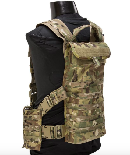 SO TECH Falcon Chest Harness (Coyote) - ISSUED (NEW)