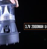 Humvee Rechargeable Spotlight and Lantern