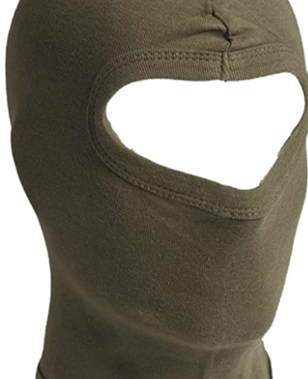Cotton Balaclava - OD