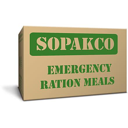 Sopakco Inc. SOPAKCO MRE Case