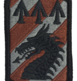 Military 3rd Sustainment Brigade Patch