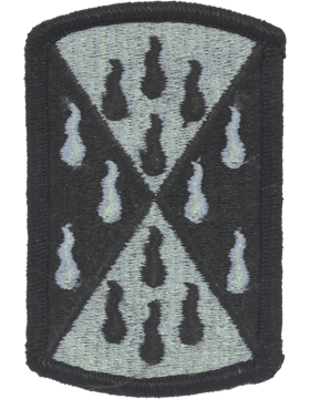 Military 464th Chemical Brigade