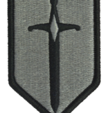 Military 1st Maneuver Enhancement Brigade Patch