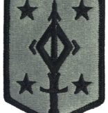 Military 4th Maneuver Enhancement Brigade Patch
