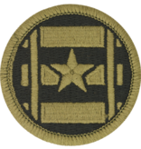 Military 3rd Transportation Agency Patch