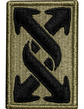 Military 143rd Transportation Command Patch