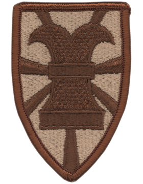 Military 7th Sustainment Brigade Patch