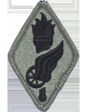 Military Transportation Training School Patch