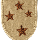 Military 23rd Infantry Division Patch