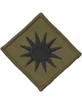 Military 40th Infantry Division Patch