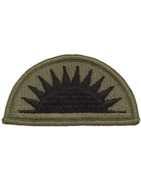 Military 41st Infantry Division Patch
