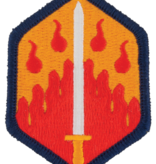Military 48th Chemical Brigade Patch