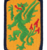 Military 415th Chemical Brigade