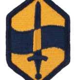 Military 460th Chemical Brigade Patch