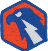 Military 6th Signal Command Patch
