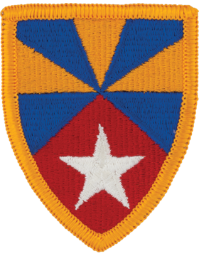 Military 7th Army Support Command Patch