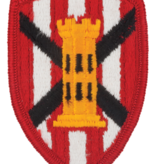 Military 7th Engineer Brigade Patch