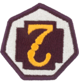 Military 7th Medical Command Patch