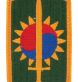 Military 8th Military Police Patch