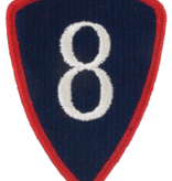 Military 8th Theater Sustainment Command Patch