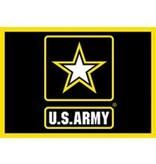 Eagle Emblems Army Star Flag Patch