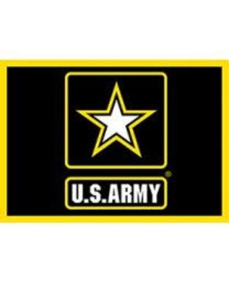 Army Star Flag Patch