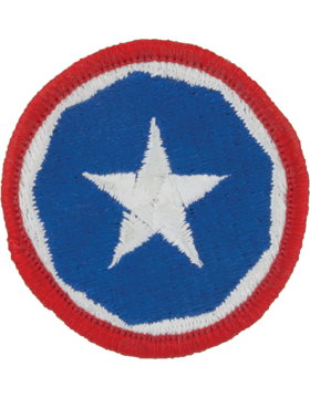 Military 9th Support Command Patch