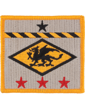 Military 13th Finance Group Patch