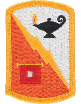 Military 15th Signal Brigade Patch