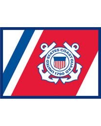 Eagle Emblems Coast Guard Symbol Patch