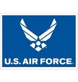 Eagle Emblems Air Force Wings Patch