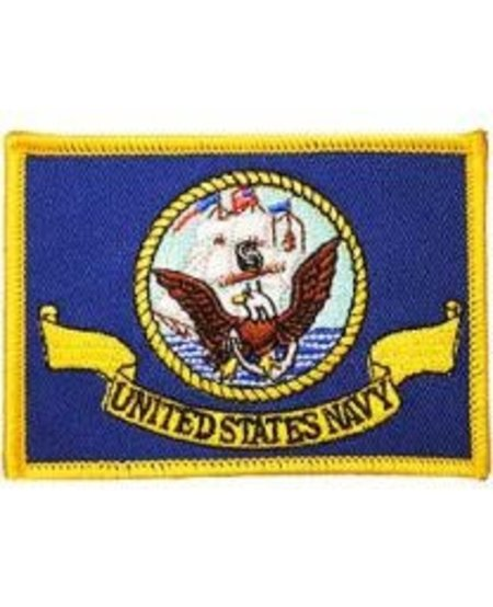 US Navy Flag Patch