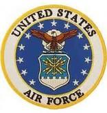Eagle Emblems USAF Patch