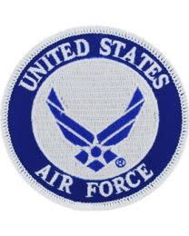 Eagle Emblems US Air Force Wing Patch