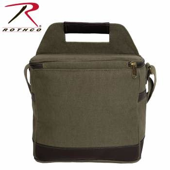 Rothco Canvas Insulated Cooler Bag