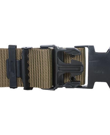 "Nylon Pistol Belt w/Quick Release Buckle - 50"""
