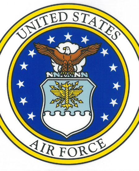 US Air Force Seal Sticker