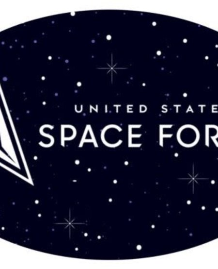 United States Space Force Oval Magnet