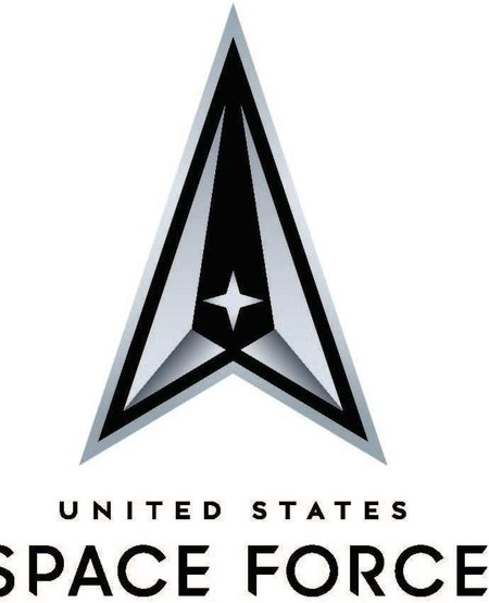 Space Force Logo Window Decal