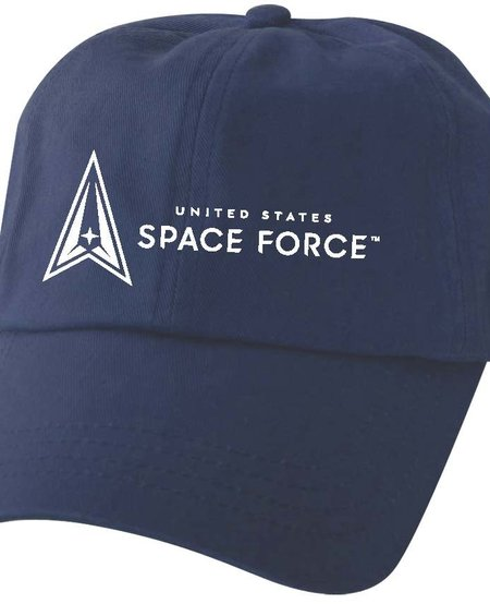 United States Space Force Logo Ball Cap