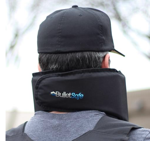 BulletSafe Bulletproof Bandana - Face & Neck Protector