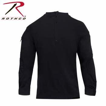 Rothco 1/4 Zip Tactical Airsoft Combat Shirt